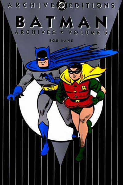 Image: Batman Archives Vol. 05 HC  - DC Comics
