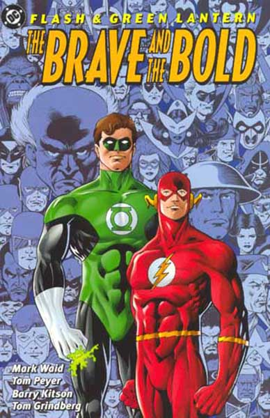 Image: Flash And Green Lantern: The Brave and the Bold SC  - DC Comics