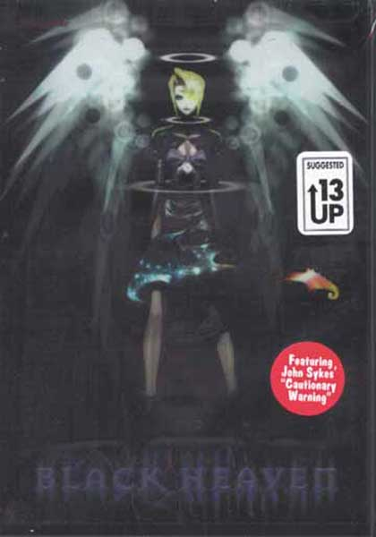 Image: Black Heaven Vol. 03: All Right Now DVD  -