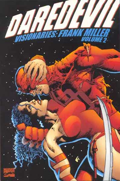 Image: Daredevil Visionaries: Frank Miller Vol. 02 SC  - Marvel Comics