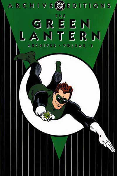 Image: Green Lantern Archives Vol. 03 HC  - DC Comics