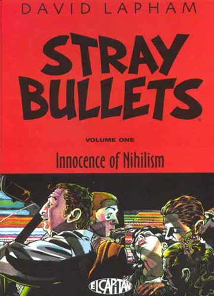 Image: (obs) Stray Bullets Vol. 01 HC  - El Capitan