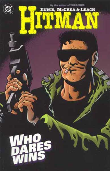Image: Hitman: Who Dares, Wins SC  - DC Comics