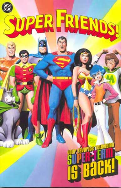 Image: Super Friends! SC  - DC Comics
