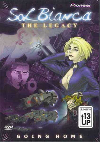 Image: Sol Bianca the Legacy Vol. 3 DVD  -