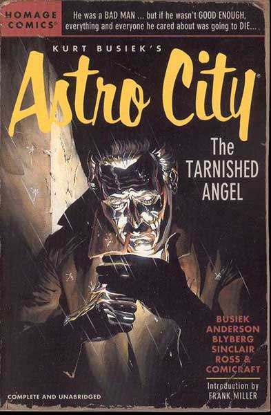 Image: Astro City: Tarnished Angel SC  - Image Comics