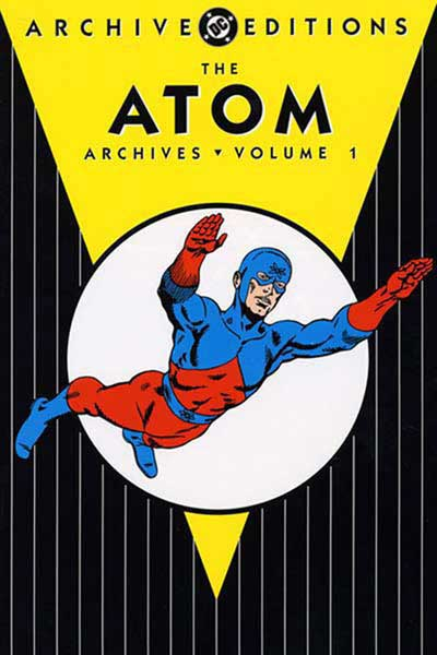 Image: Atom Archives Vol. 01 HC
