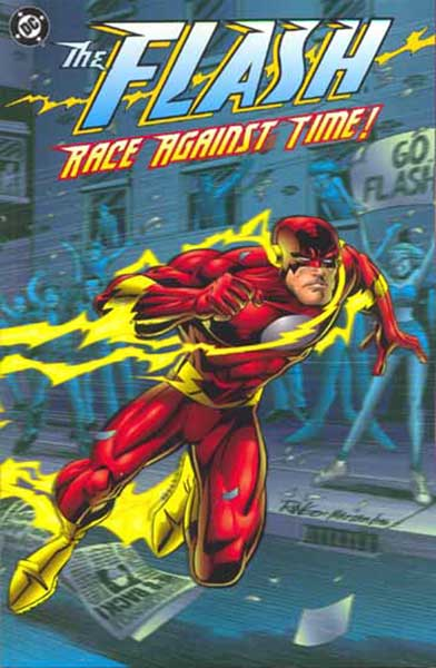 Image: Flash: Race Against Time SC  - DC Comics