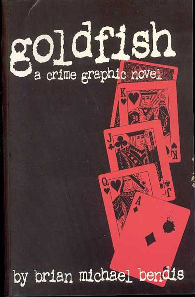 Image: Goldfish: The Definitive Collection SC  - Image Comics
