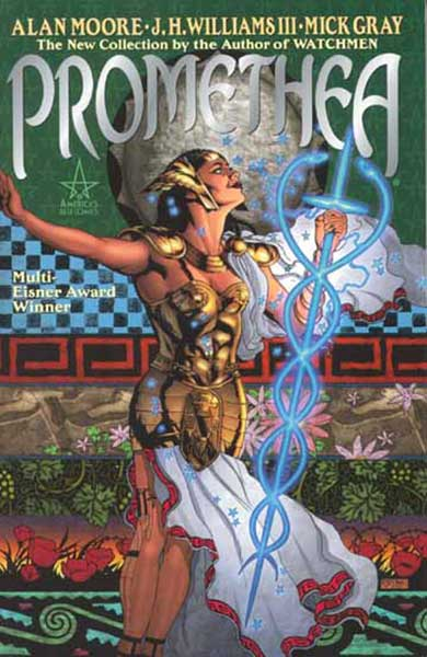 Image: Promethea Book One SC  - DC Comics