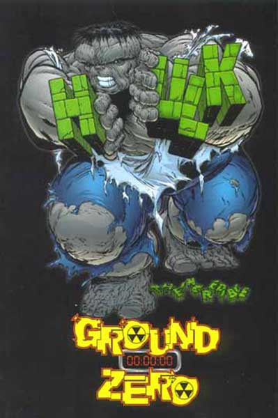 Image: Incredible Hulk: Ground Zero SC  - Marvel Comics