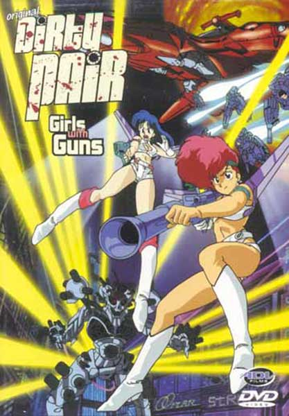 Image: Original Dirty Pair Vol. 01: Girls With Guns DVD  -