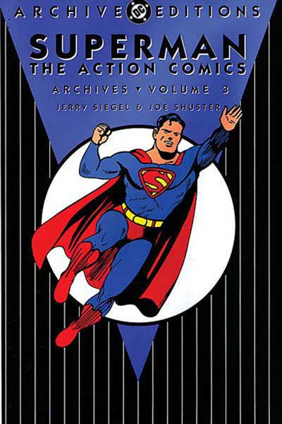 Image: Superman: The Action Comics Archives Vol. 03 HC  - DC Comics