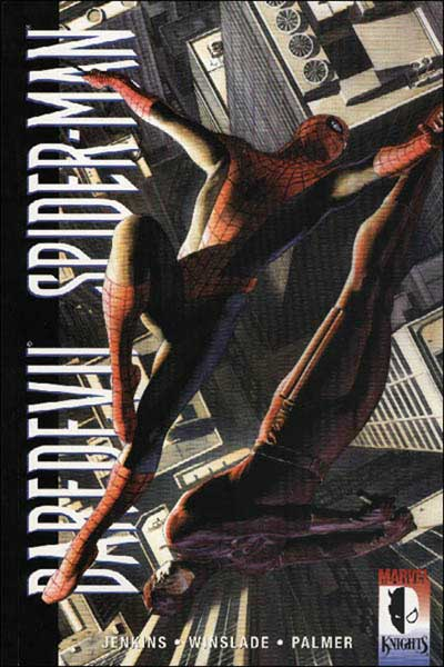 Image: Daredevil / Spider-Man SC  - Marvel Comics