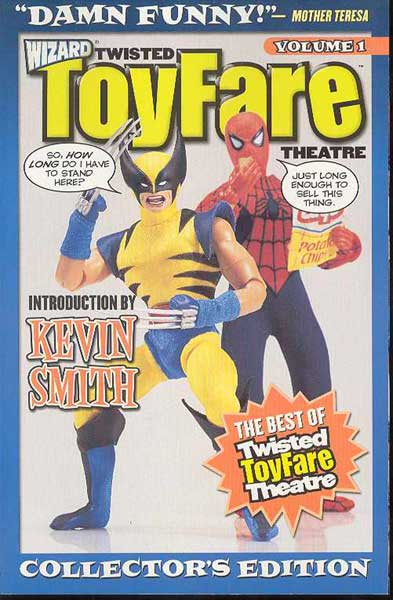 Image: Twisted Toyfare Theatre Vol. 01 SC  -