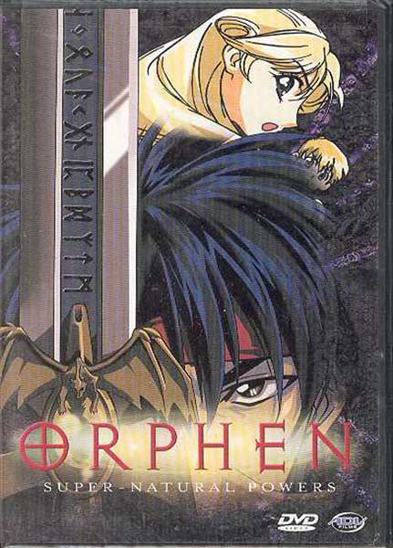 Image: Orphen Vol. 2: Supernatural Powers DVD  -
