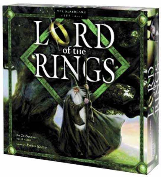 Image: Lord of the Rings Boardgame  -