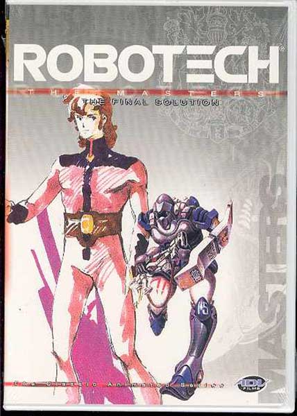 Image: Robotech Vol. 10: Masters 4 DVD  -