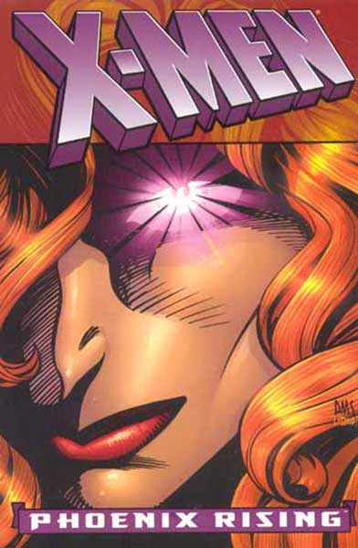 Image: X-Men: Phoenix Rising SC  - Marvel Comics