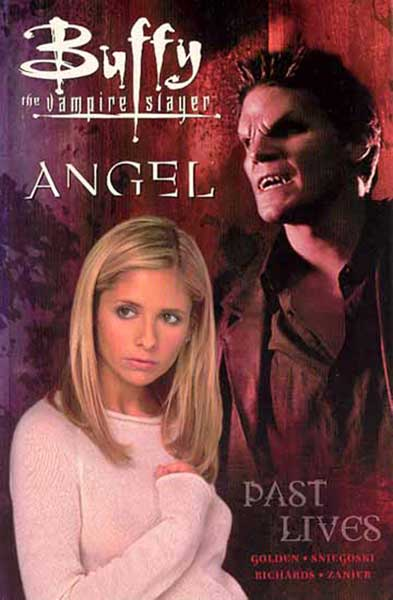 Image: Buffy the Vampire Slayer: Past Lives SC  - Dark Horse Comics