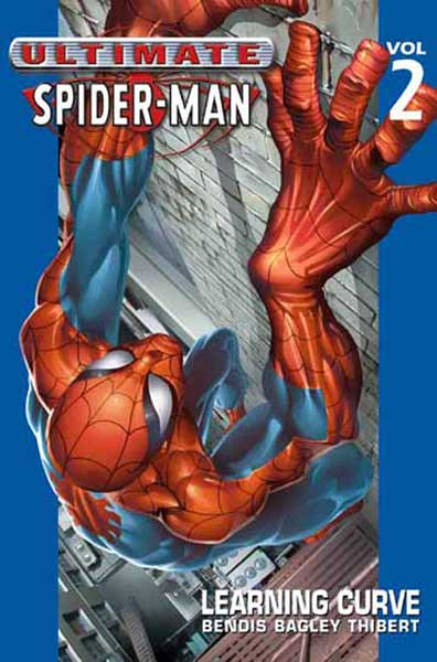 Image: Ultimate Spider-Man Vol. 02: Learning Curve SC  - Marvel Comics