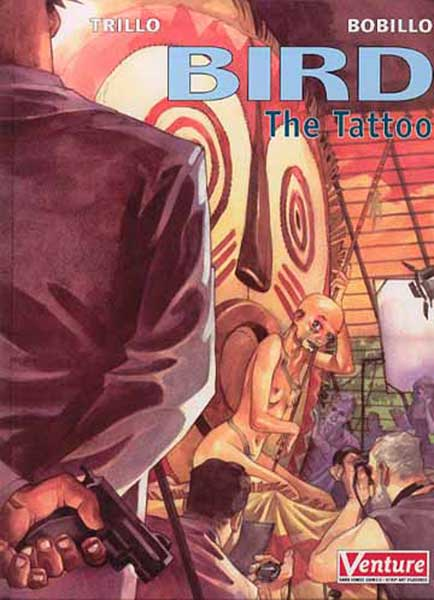 Image: Bird: The Tattoo SC  - Dark Horse Comics
