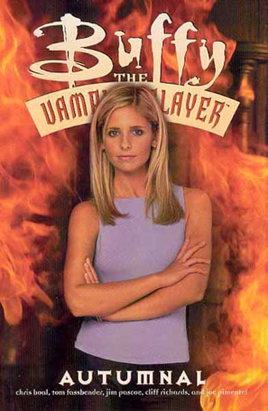 Image: Buffy the Vampire Slayer: Autumnal SC  - Dark Horse Comics