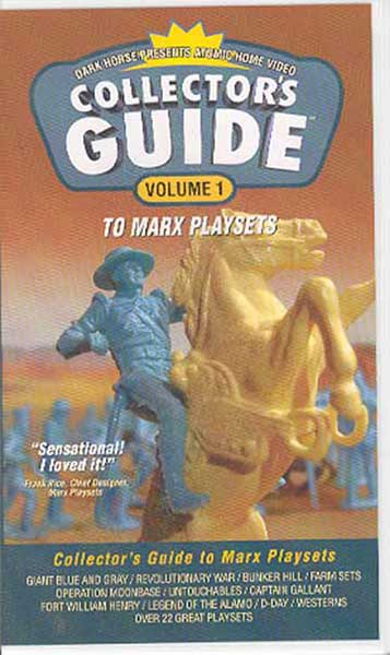 Image: Collector's Guide To Marx Playsets Vol. 1  (videotape) -