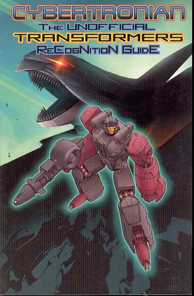 Image: Cybertronian TRG Unofficial Transformers Guide Vol. 4  - Antarctic Press