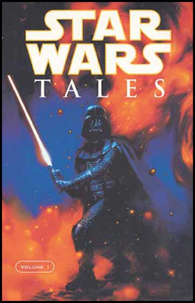 Image: Star Wars Tales Vol. 01 SC  - Dark Horse Comics