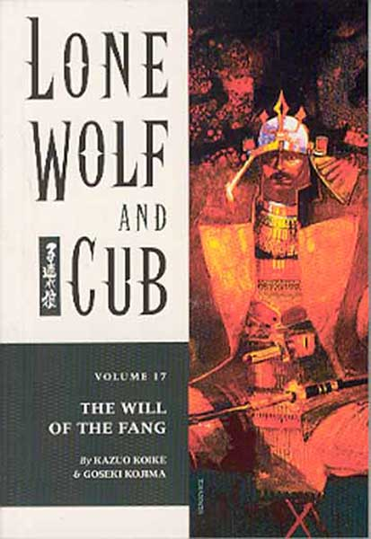 Image: Lone Wolf & Cub Vol. 17: Will of the Fang SC  - Dark Horse Comics