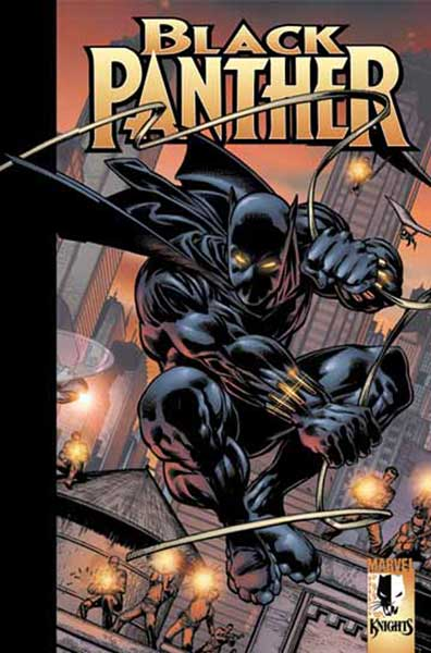 Image: Black Panther: Enemy of the State SC  - Marvel Comics