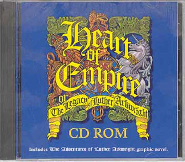 Image: Heart of Empire  (CD-ROM) -