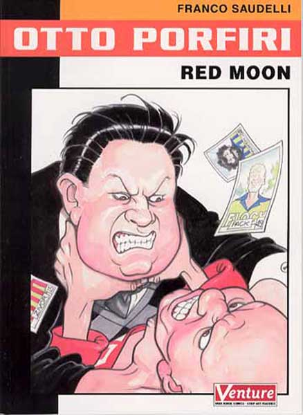 Image: Otto Porfiri: Red Moon SC  - Dark Horse Comics
