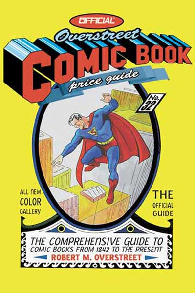 Image: Overstreet Comic Book Price Guide Vol. 32: Superman SC  - Gemstone Publishing