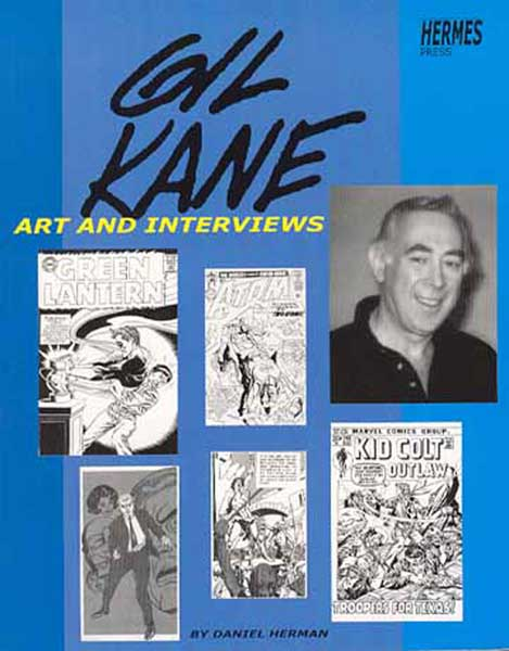 Image: Gil Kane: Art and Interviews SC  -