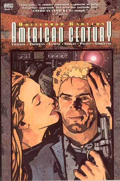Image: American Century Vol. 02: Hollywood Babylon SC  - DC Comics