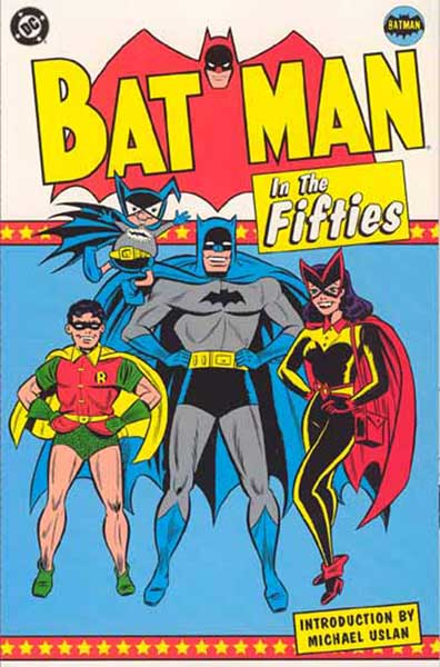 Image: Batman in the Fifties SC  - DC Comics