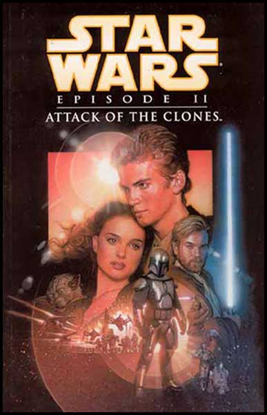 Image: Star Wars Episode II: Attack of the Clones SC  - Dark Horse Comics