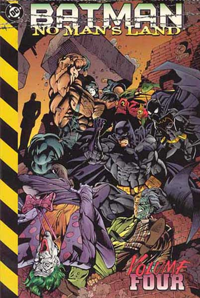 Image: Batman: No Man's Land Vol. 04 SC  - DC Comics