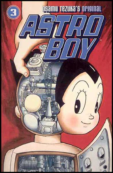 Image: Astro Boy Vol. 03 SC  - Dark Horse Comics