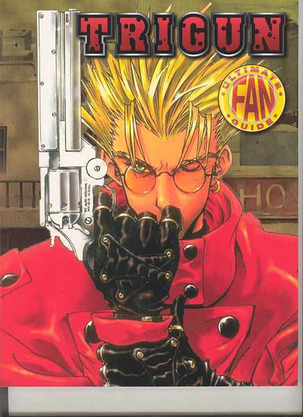 Image: Trigun Ultimate Fan Guide SC  -