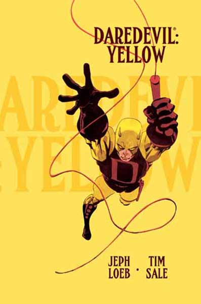 Image: Daredevil Yellow HC  - Marvel Comics