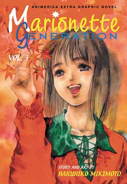 Image: Marionette Generation Vol. 03 SC  - Viz Media LLC