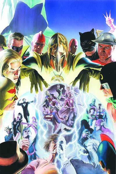 Image: Crisis on Multiple Earths Vol. 01 SC  - DC Comics
