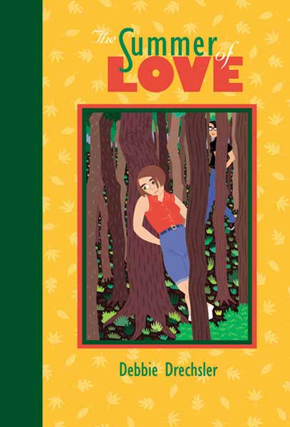 Image: Summer of Love HC  - Drawn & Quarterly