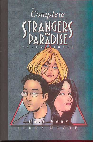 Image: Complete Strangers In Paradise Book Three Part 4 HC  - Abstract Studios