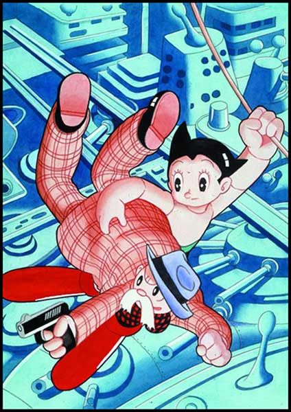 Image: Astro Boy Vol. 05 SC  - Dark Horse Comics