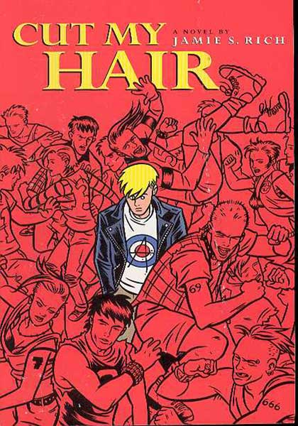 Image: Cut My Hair Illustrated Novel SC  - Oni Press Inc.