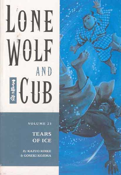 Image: Lone Wolf & Cub Vol. 23: Tears of Ice SC  - Dark Horse Comics